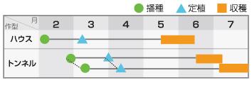 ホームラン作型表